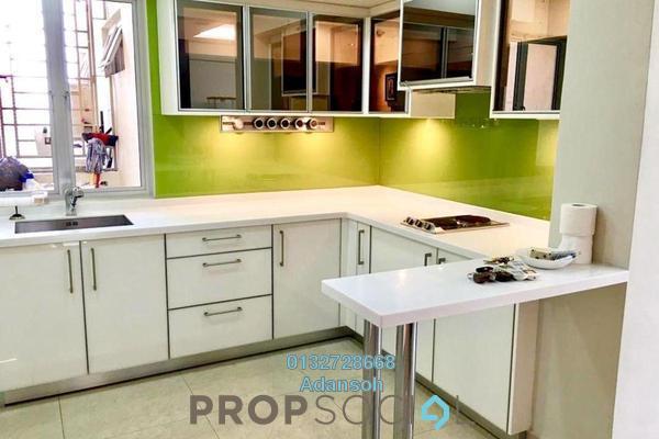 For Sale Condominium at Anggun Puri, Dutamas Freehold Semi Furnished 3R/2B 530k