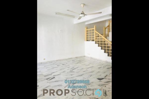 For Sale Terrace at SD7, Bandar Sri Damansara Freehold Semi Furnished 4R/3B 960k
