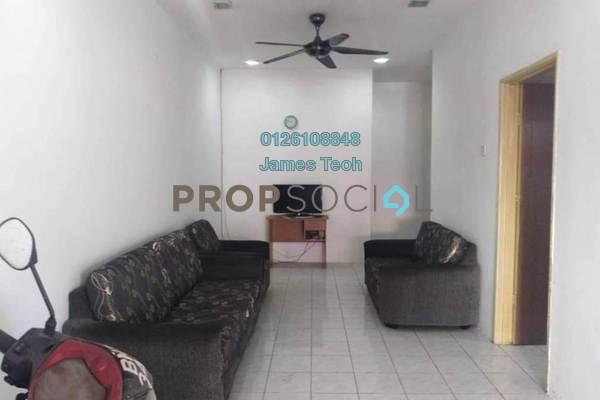 For Sale Terrace at Taman Kota Pendamar, Port Klang Freehold Semi Furnished 3R/2B 339k