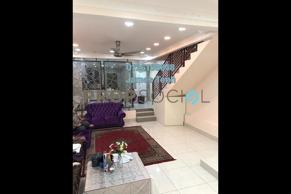 For Sale Terrace at PJS 10, Bandar Sunway Freehold Semi Furnished 3R/3B 670k