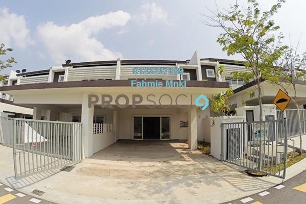 For Sale Terrace at Azalea, Nilai Impian Freehold Unfurnished 5R/4B 600k