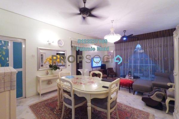 For Sale Apartment at Intan Apartment, Setiawangsa Freehold Semi Furnished 3R/2B 420k