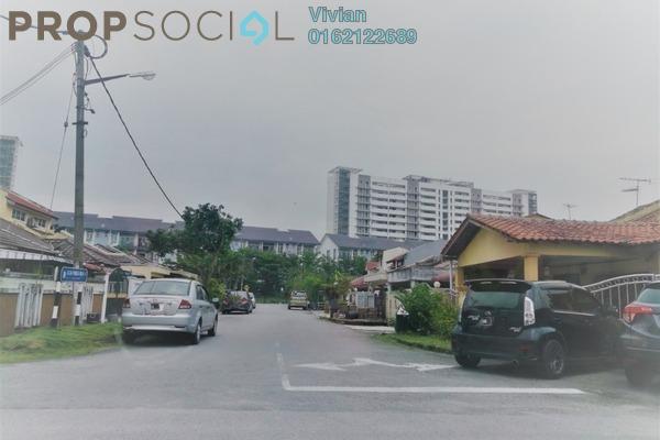 For Sale Terrace at Pandan Indah, Pandan Indah Freehold Semi Furnished 4R/2B 825k