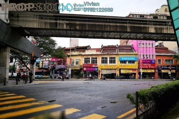 For Rent Shop at Jalan Tuanku Abdul Rahman, Chow Kit Freehold Unfurnished 0R/2B 8k