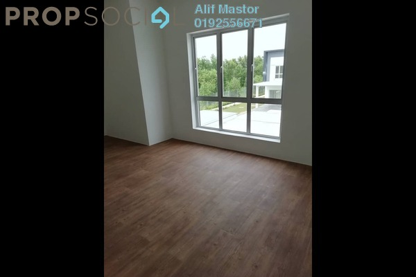 For Rent Terrace at Cyberia Crescent 1, Cyberjaya Freehold Unfurnished 3R/3B 3.3k