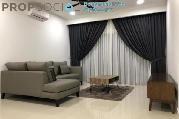 For Rent Condominium at The Westside Three, Desa ParkCity Freehold Fully Furnished 2R/2B 3.8k