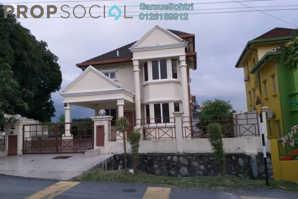 For Rent Bungalow at Bandar Country Homes, Rawang Freehold Semi Furnished 4R/3B 1.5k