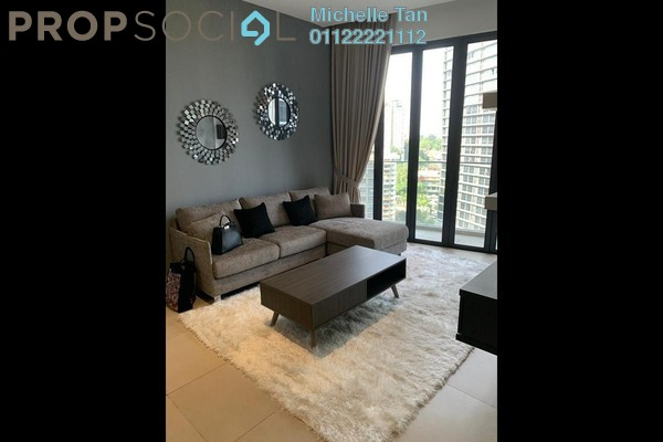 For Rent Serviced Residence at KL Gateway, Bangsar South Freehold Fully Furnished 2R/2B 4k