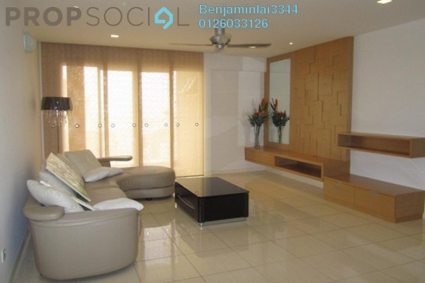 For Sale Condominium at Kiaramas Sutera, Mont Kiara Freehold Semi Furnished 3R/3B 980k
