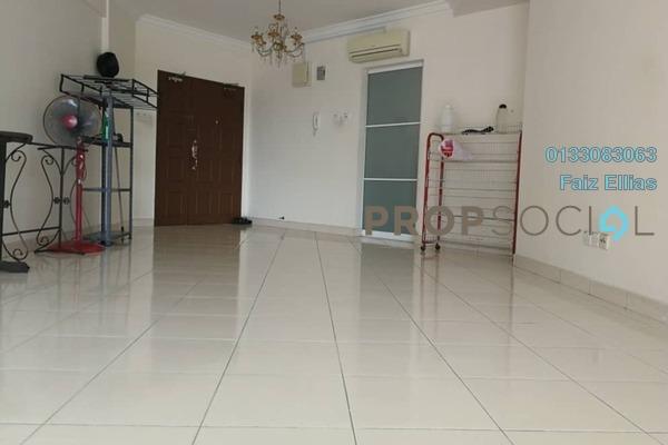 For Sale Condominium at Villa Wangsamas, Wangsa Maju Freehold Semi Furnished 4R/3B 490k