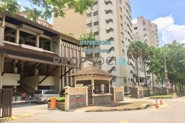 For Sale Condominium at Puncak Nusa Kelana, Ara Damansara Freehold Semi Furnished 3R/3B 590k