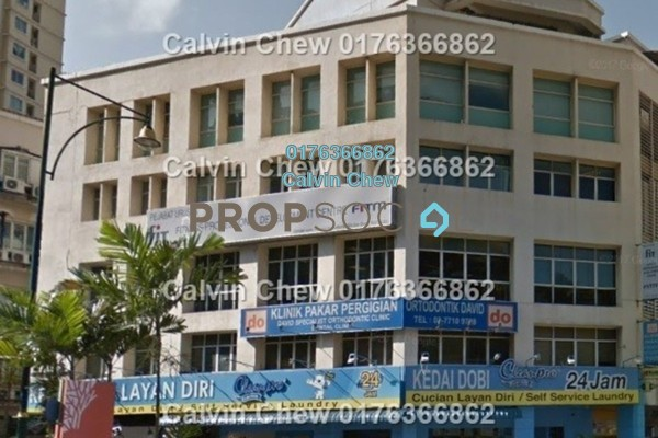 For Sale Office at Perdana Business Centre, Damansara Perdana Freehold Unfurnished 0R/0B 532k