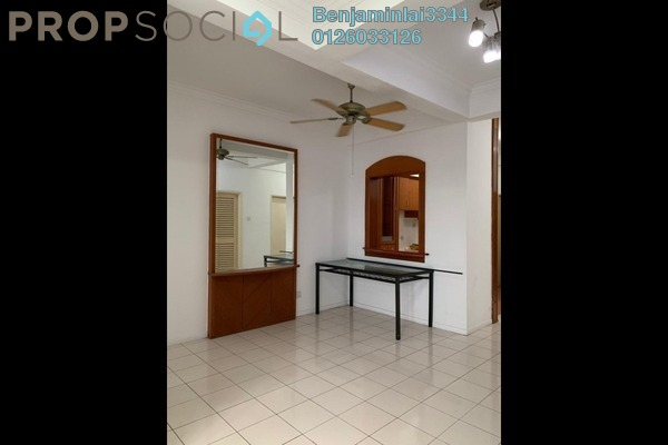 For Sale Condominium at Amandari, Segambut Freehold Semi Furnished 4R/3B 630k