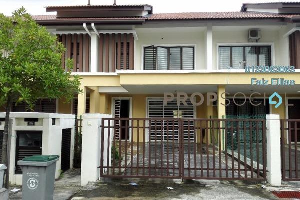 For Sale Terrace at Laman Bakawali, Kota Seriemas Freehold Unfurnished 4R/3B 410k