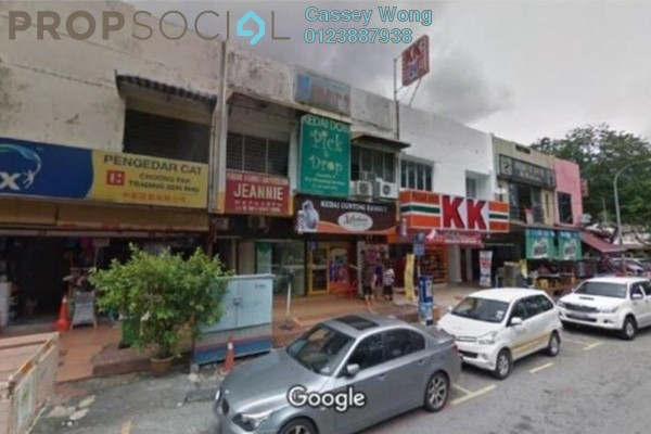 For Rent Shop at Lucky Garden, Bangsar Freehold Unfurnished 0R/0B 4.2k