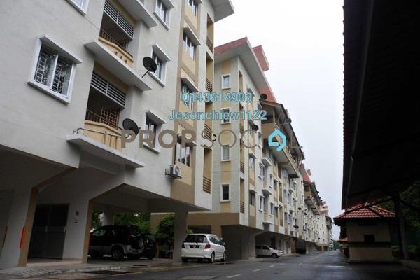 For Sale Condominium at Indah Cempaka, Pandan Indah Freehold Semi Furnished 4R/2B 450k
