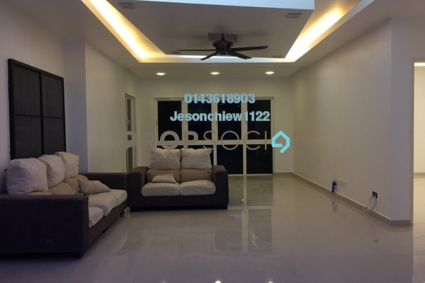 For Rent Condominium at Country Heights Kajang, Kajang Freehold Semi Furnished 3R/2B 1.5k