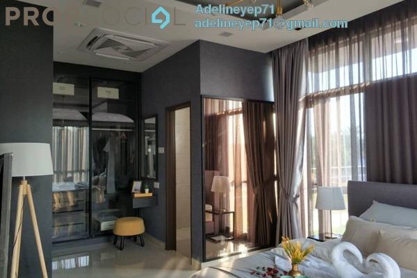 For Sale Terrace at Sungai Pelek, Sepang Freehold Semi Furnished 4R/3B 439k