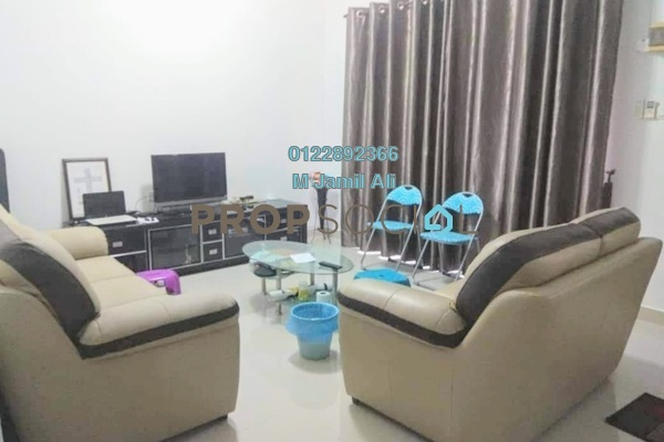 For Sale Terrace at Prima Saujana, Kajang Freehold Semi Furnished 4R/3B 600k