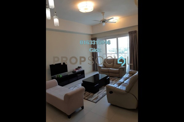 For Rent Condominium at Gaya Bangsar, Bangsar Freehold Fully Furnished 2R/2B 3.9k
