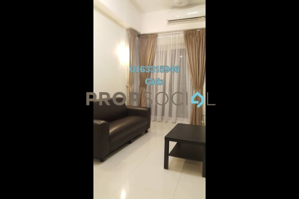 For Sale Condominium at Gaya Bangsar, Bangsar Freehold Fully Furnished 1R/1B 620k