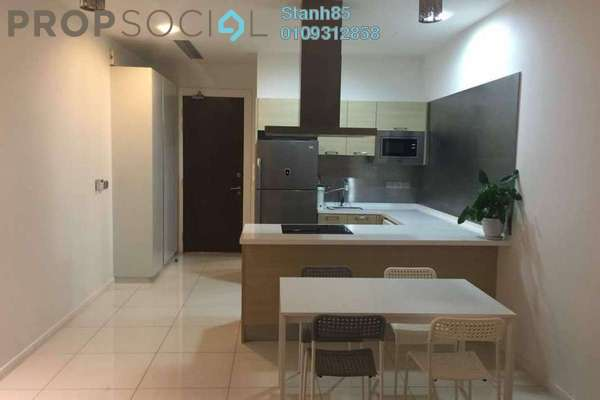 For Rent Condominium at M Suites, Ampang Hilir Freehold Fully Furnished 1R/1B 2.1k