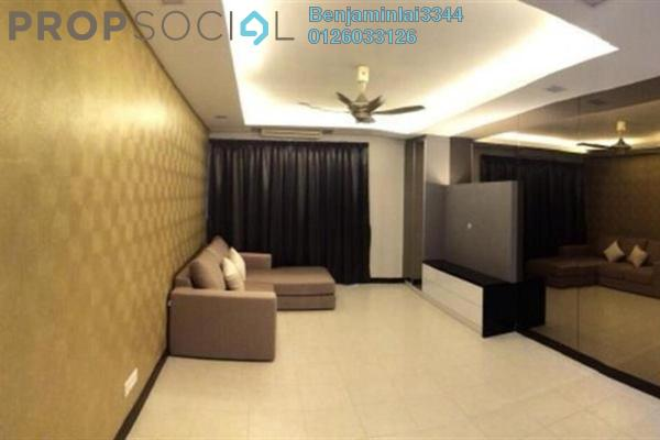 For Rent Condominium at Nadia, Desa ParkCity Freehold Fully Furnished 2R/2B 2.8k