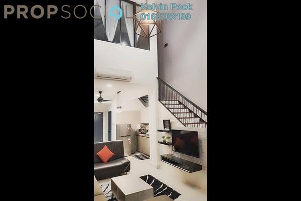For Rent Condominium at Sawtelle Suites Cyberjaya, Cyberjaya Freehold Fully Furnished 1R/1B 1.4k