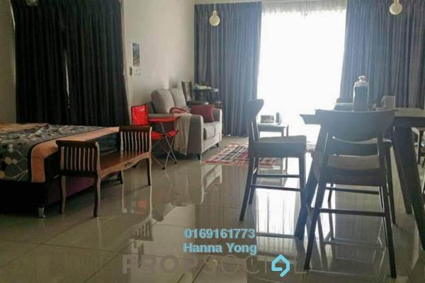 For Sale Serviced Residence at Medalla @ Oasis Corporate Park, Ara Damansara Freehold Fully Furnished 1R/1B 550k