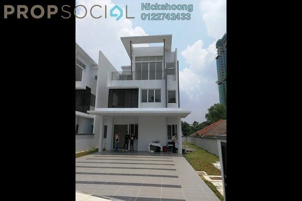 For Sale Semi-Detached at Taman Yarl, Old Klang Road Freehold Unfurnished 6R/5B 2.8m