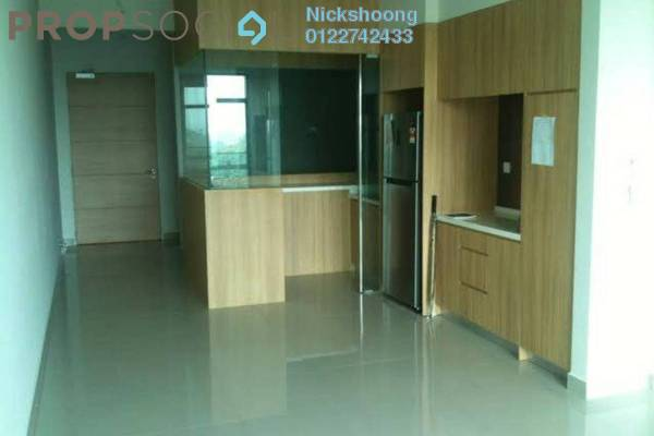 For Sale Condominium at The Leafz, Sungai Besi Freehold Semi Furnished 2R/2B 690k