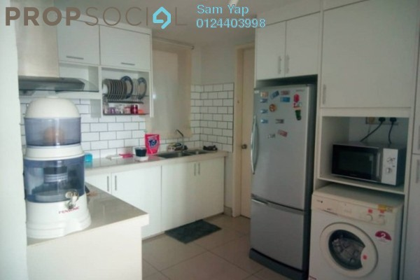 For Rent Condominium at Univ 360 Place, Seri Kembangan Freehold Fully Furnished 3R/3B 2k