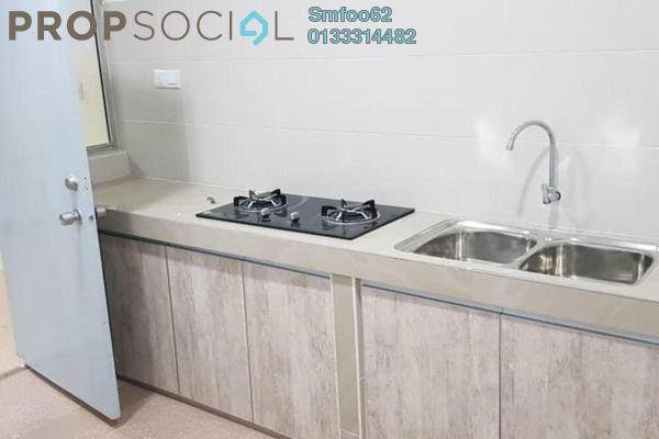 For Sale Terrace at Section 6 , Wangsa Maju Freehold Semi Furnished 4R/3B 780k