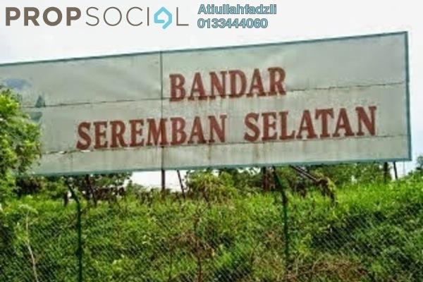 For Sale Terrace at Bandar Seremban Selatan, Senawang Freehold Unfurnished 3R/1B 220k