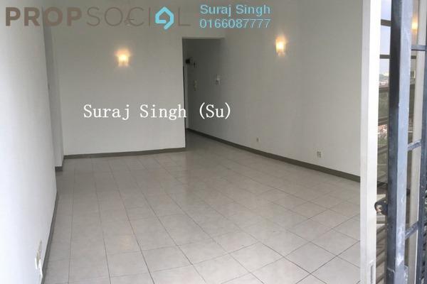 For Rent Condominium at Impian Heights, Bandar Puchong Jaya Freehold Semi Furnished 3R/2B 1.1k
