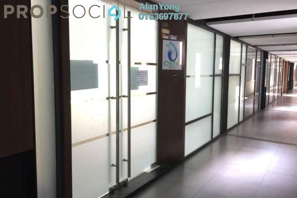 For Rent Office at d7, Sentul Freehold Semi Furnished 0R/0B 3.8k