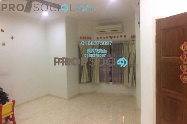 For Sale Terrace at Bandar Puteri Klang, Klang Freehold Semi Furnished 4R/3B 600k