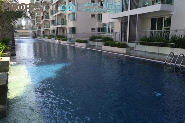 For Sale Condominium at Hijauan Saujana, Saujana Freehold Semi Furnished 3R/2B 720k