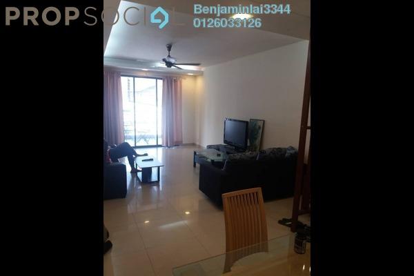 For Sale Condominium at Sri Putramas II, Dutamas Freehold Fully Furnished 3R/2B 565k