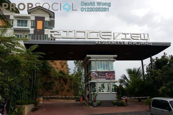 For Sale Bungalow at Ridgeview Residences, Kajang Freehold Unfurnished 5R/6B 1.8m