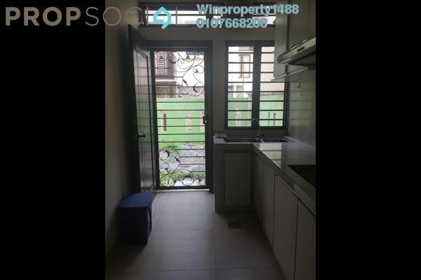 For Rent Terrace at BK9, Bandar Kinrara Freehold Semi Furnished 4R/3B 2k
