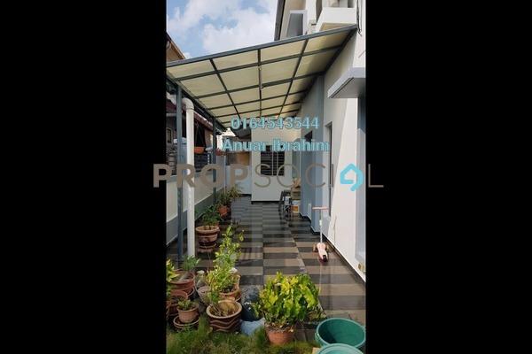 For Sale Semi-Detached at Setia Impian, Setia Alam Freehold Semi Furnished 4R/3B 720k