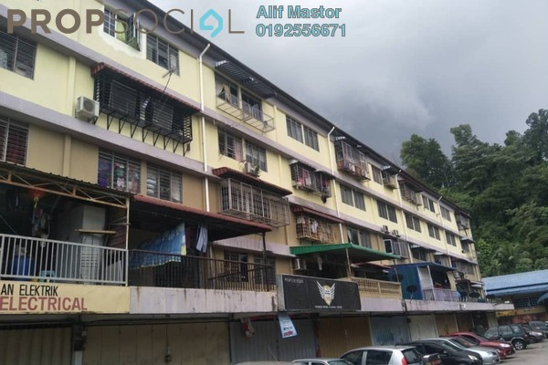 For Rent Apartment at Taman Desa Cheras, Alam Damai Freehold Unfurnished 2R/1B 650translationmissing:en.pricing.unit