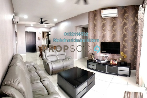 For Sale Condominium at Sunway GEO Residences, Bandar Sunway Freehold Fully Furnished 4R/3B 1.35m