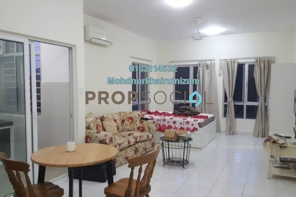 For Sale Condominium at Metropolitan Square, Damansara Perdana Freehold Fully Furnished 0R/1B 320k