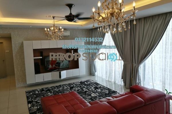 For Sale Condominium at Platinum Lake PV20, Setapak Freehold Fully Furnished 3R/2B 600k