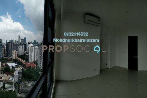 For Sale Condominium at The Robertson, Pudu Freehold Unfurnished 1R/1B 705k