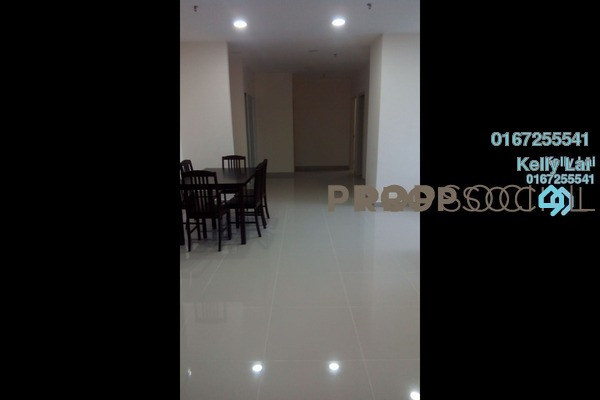 For Sale Condominium at Emerald Avenue, Selayang Freehold Semi Furnished 3R/2B 500k