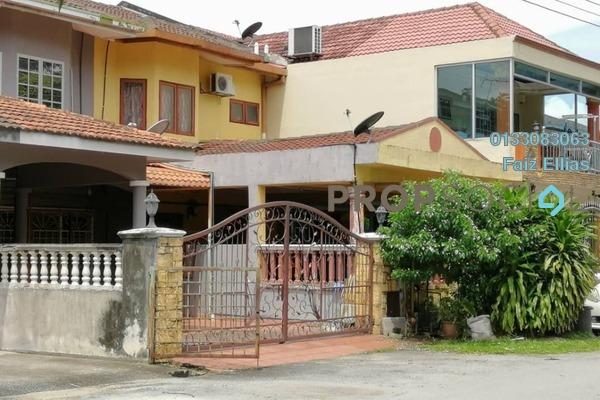 For Sale Terrace at Taman Kajang Mewah, Kajang Freehold Unfurnished 4R/3B 550k