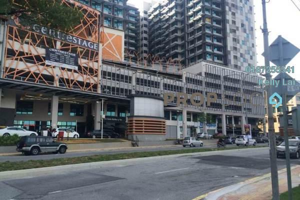 For Sale Condominium at Centrestage, Petaling Jaya Freehold Semi Furnished 2R/1B 355k